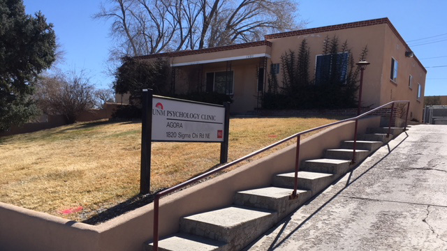 Photo: UNM Psychology Department Clinic